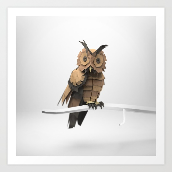 the-paper-fox-owl-prints